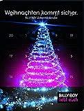 Billy Boy Adventskalender - Weihnachten kommt sicher. 24 plus 2 Kondome für eine sinnliche Vorweihnachtszeit