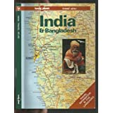 India & Bangladesh travel atlas (India and Bangladesh)