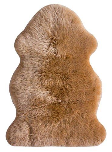 schaffell-von-andiamo-100-echtes-lammfell-gegerbt-besonders-weiches-naturfell-60x85cm-farbecognac