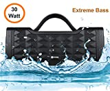Zoook Jazz Blaster 30W Bluetooth Speaker with Auxin & Handsfree Calling/ IPX5 Splashproof/