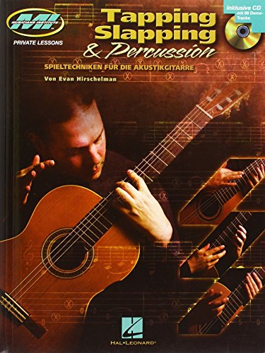 Tapping, Slapping & Percussion Guitare+CD