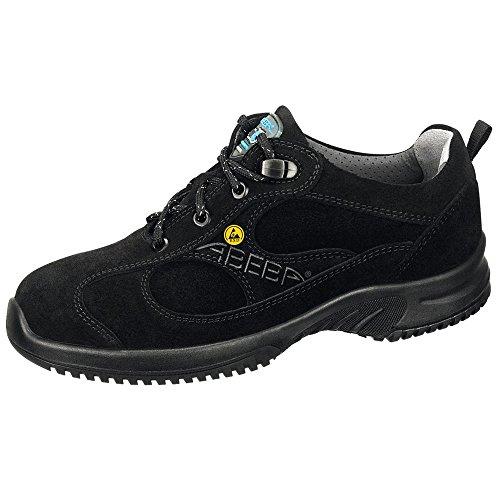 "Abeba 80.545,9cm ""esd-uni6sicurezza scarpe. Nero"