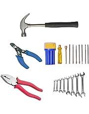 Inditrust Hand Tool Kit - Set of 20 Pieces