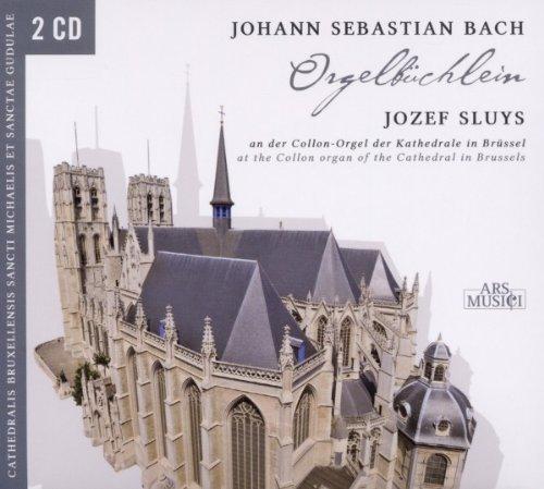 Preisvergleich Produktbild Orgelbüchlein Bwv 599-644