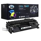 Cool Toner Kompatibel Toner für CE505A 05A für HP Laserdrucker LaserJet P2030 P2035 P2035N P2050 P2055D P2055DN P2055X, Schwarz 2.300 Seiten