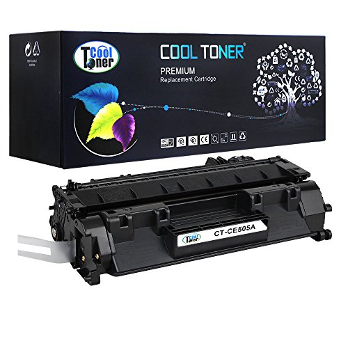 Cool Toner Kompatibel Toner für CE505A 05A für HP Laserdrucker LaserJet P2030...