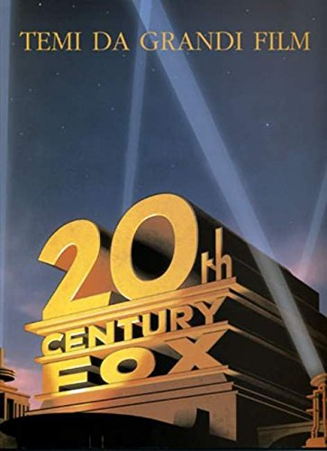 temi-da-grandi-film-20th-century-fox-fur-klavier-gesang-gitarre