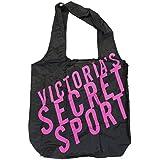 VICTORIA'S SECRET SPORT NYLON TOTE BAG WITH ELASTIC HAIR TIES by Victoria's Secret