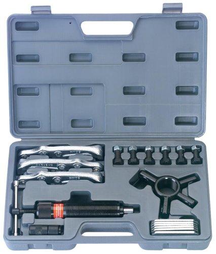 Zerone Wheel Hub Puller 10T Hydraulic Hub Tool Hydraulic Drive Shaft for Vehicle Injectors