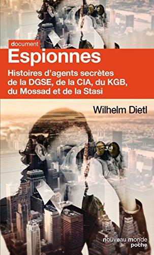 Espionnes: Histoires d'agents secrè...