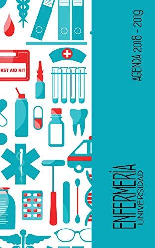 Agenda universitaria enfermeria...