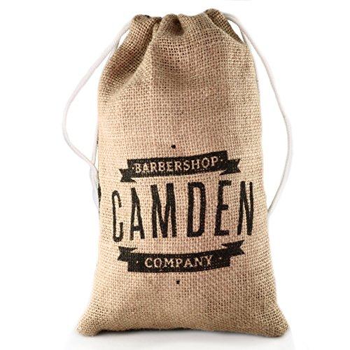 Camden Barbershop Company, Deluxe Bartpflege, Bartbuerste, Bartoel & Bartwachs Abbildung 2