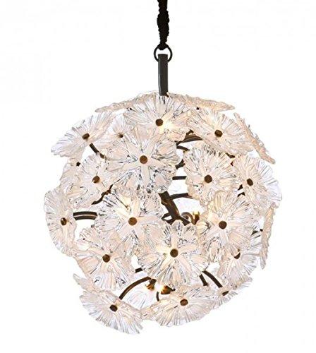 Casa Padrino Luxus Leuchte - Luxus Antik Messing Hängeleuchte