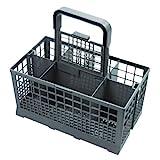 Spares4appliances - Cesto universal portacubiertos para lavavajillas, compatible...