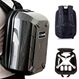 HOBBYTIGER Hard Case Backpack for Phantom 3 Professional Advanced 4K DJI Phantom 4 Pro Drone Travel Carrying