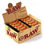 Raw Filtertips ungebleicht (50x50) medium image