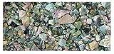 Unbekannt Turmalin Bunt (Blau/grün) 100 g - Rohsteine