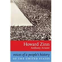 Voices of a People's History of the United States by Howard Zinn (2004-10-05)