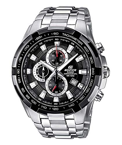 Casio Edifice EF-539D-1AVEF Test