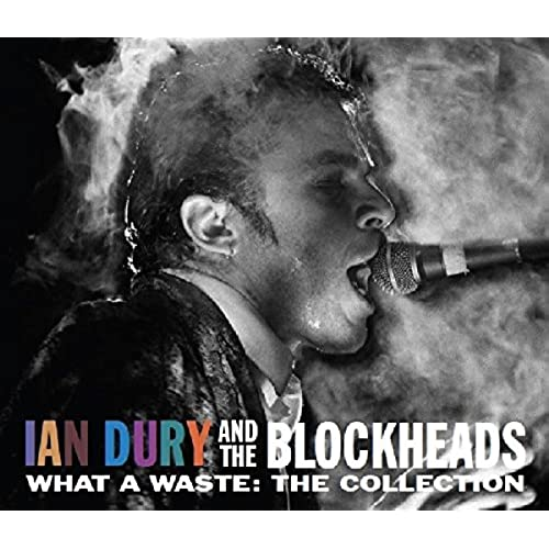Ian dury and the blockheads amazon what a waste the collection ian dury solutioingenieria Image collections