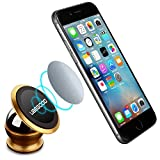 Ubegood Magnet Handyhalterung Auto Halterung Lüftung Universal KFZ Halter für iPhone 6S/6Plus...