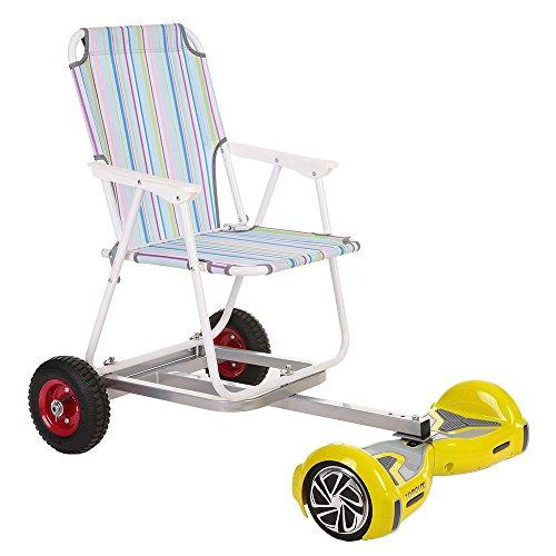 Preisvergleich Produktbild Docooler Hoverboard Sitz/Hoverboard Einkaufswagen Für Ausgleichendes Elektro AutoIntelligentes Ausgleichendes Scooter nicht enthalten