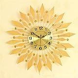 Best Mesas de arte genérico - Relojes de Pared números de Hierro Moderno Reloj Review