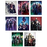 Summit Designs Marvels Avengers Infinity War Poster Décoration Murale-2018Film...