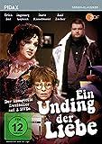 Ein Unding der Liebe / Der komplette Zweiteiler nach dem gleichnamigen Bestseller (Pidax Serien-Klassiker) [2 DVDs]