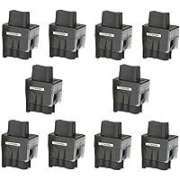 Prestige Cartridge LC900 / LC950 10 Cartucce d'Inchiostro Compatibile per