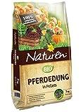 Naturen Bio Pferdedung 7kg Beutel Milder 2-2-2 NPK-Dünger