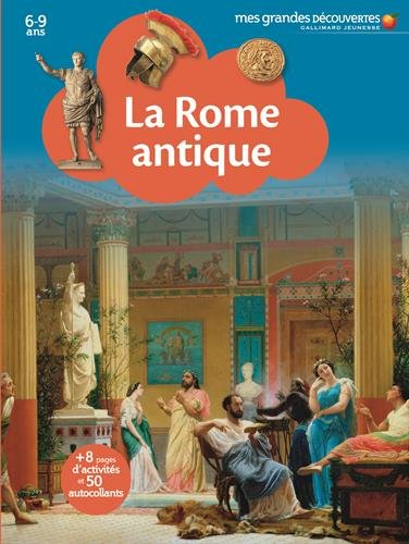 "<a href=""/node/107597"">La Rome antique</a>"