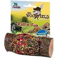 """Jr Farm Roll""""n""""Fun snack para roedores"""