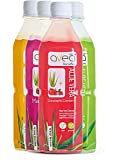 avea Aloe Vera Drink MIX Pet-Flaschen, 4er Pack, EINWEG (4 x 500 ml) inkl 1,00 Euro Pfand