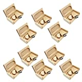 10 Stück 8GB Holz USB-Flash-Laufwerk mit Ahorn Natur Kasten USB-Stick Geschenk