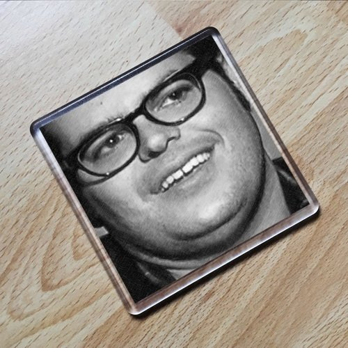 Seasons Josh GAD - Original Art Coaster #js002 -