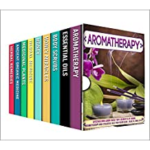 Essential Oils And Natural Cures: Box Set : Discover About Essential Oils And Their Healing Remedies Properties For Curing Naturally (English Edition)