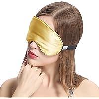 Lilysilk Schlafmaske blickdicht 100% Seide Maulbeerseide, 1Paar Weich, elastisches Band mit Schnalle für Schlafen... preisvergleich bei billige-tabletten.eu