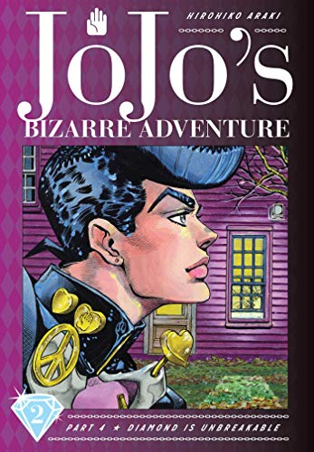 JoJo's Bizarre Adventure: Part 4--Diamond Is Unbreakable, Vol. 2