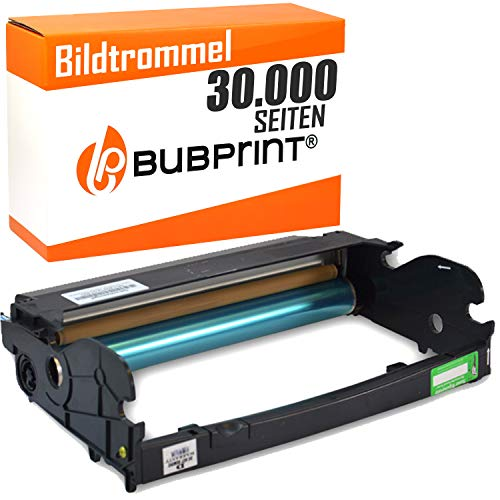 Bubprint Bildtrommel kompatibel für Lexmark E260X22G für Optra E260 E260D E260DN E360 E360D E360DN E460 E460DN E460DW E462 E462DTN X264DN X363DN X364DN X463 X463DE X464 X464DE X466 X466DE -