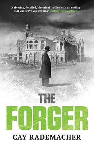 The Forger (Inspector Frank Stave) por Cay Rademacher