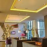 S`Luce RGB-LED Komplettset inklusive Fernbedienung Strip 20m