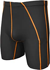 Lycot Half Tight Compression Active Thread Athletic Fit Multi Sport Cycling, Cricket, Football, Badminton, Gym, Fitness & Outdoor Wear