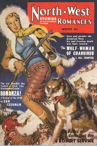North West Romances Pulp Magazine Winter 1950: Pulp Magazine (English Edition)