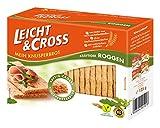 Leicht & Cross kräftiger Roggen, 125 g