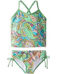 Kanu Surf Girls' Caroline Tankini Swimsuit