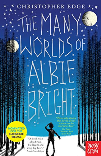 The Many Worlds of Albie Bright por Christopher Edge