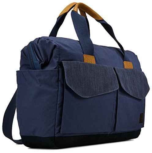 Case Logic LoDo Travel Bag Reisetasche für Notebooks bis 39,6 cm (15,6 Zoll) Dress Blue