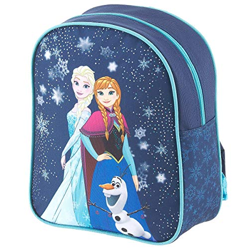 Fabrizio Kinderrucksack Disney Frozen Royalblau