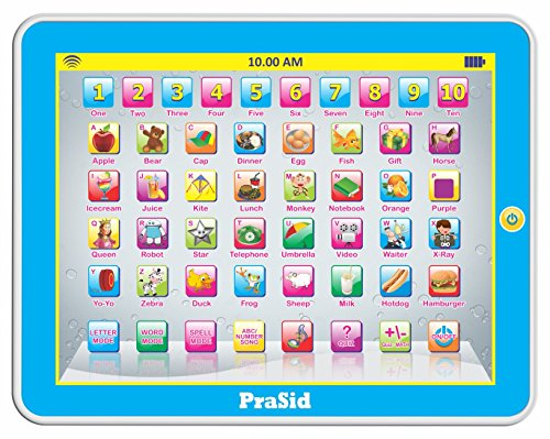PraSid My Smart Pad English (Multicolor)  available at amazon for Rs.279
